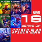 15 Years of Spiderman
