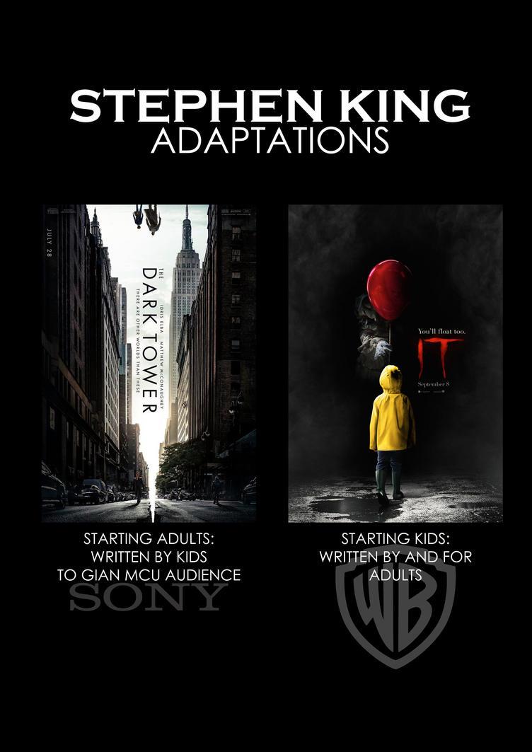 2017 Bashathon #2 Stephen King Movies of 2017 by JMK-Prime