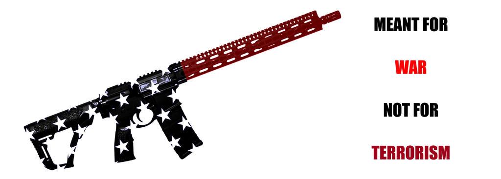 AR-15 Rifle by JMK-Prime