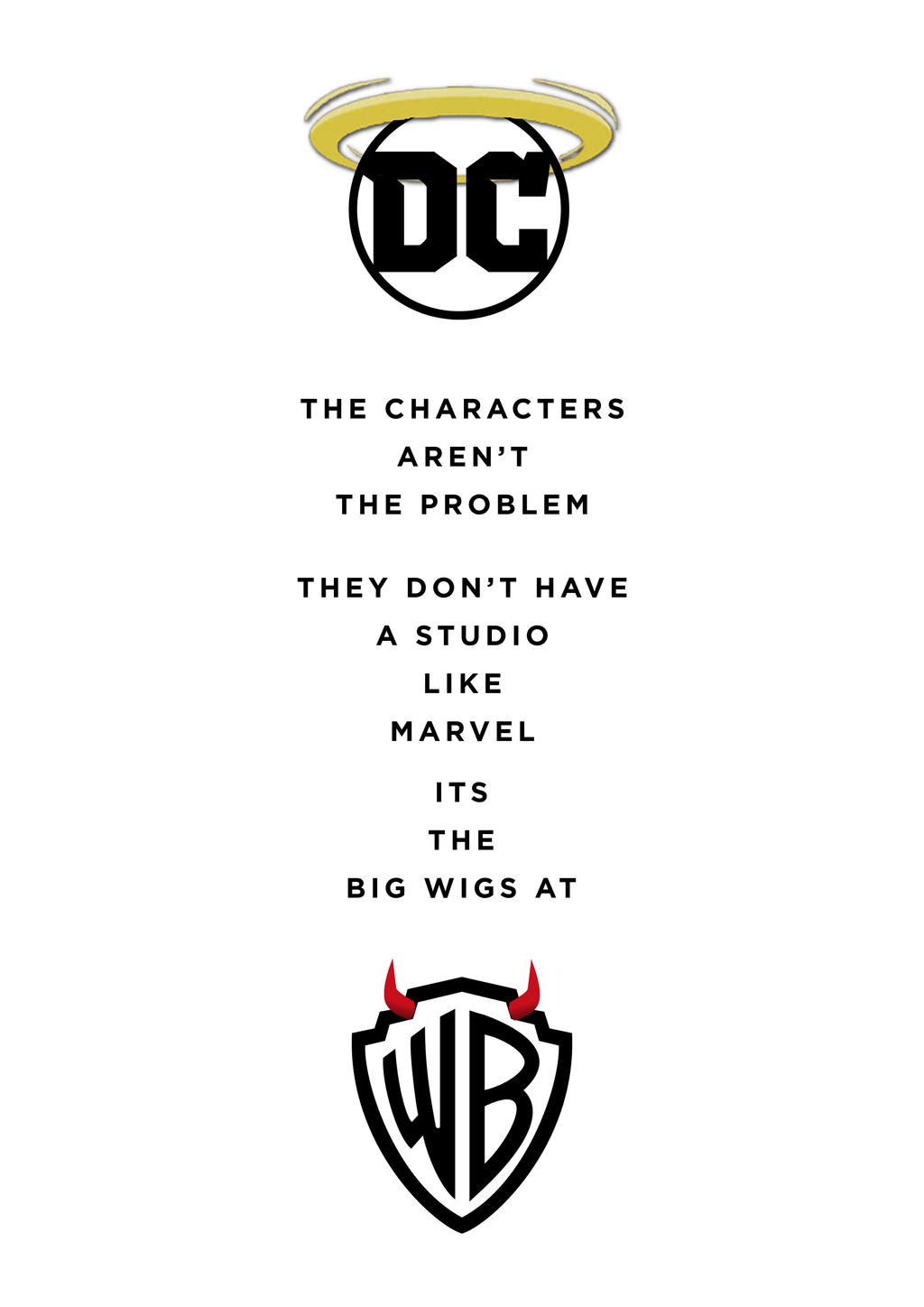 The Problem with the DCEU by JMK-Prime