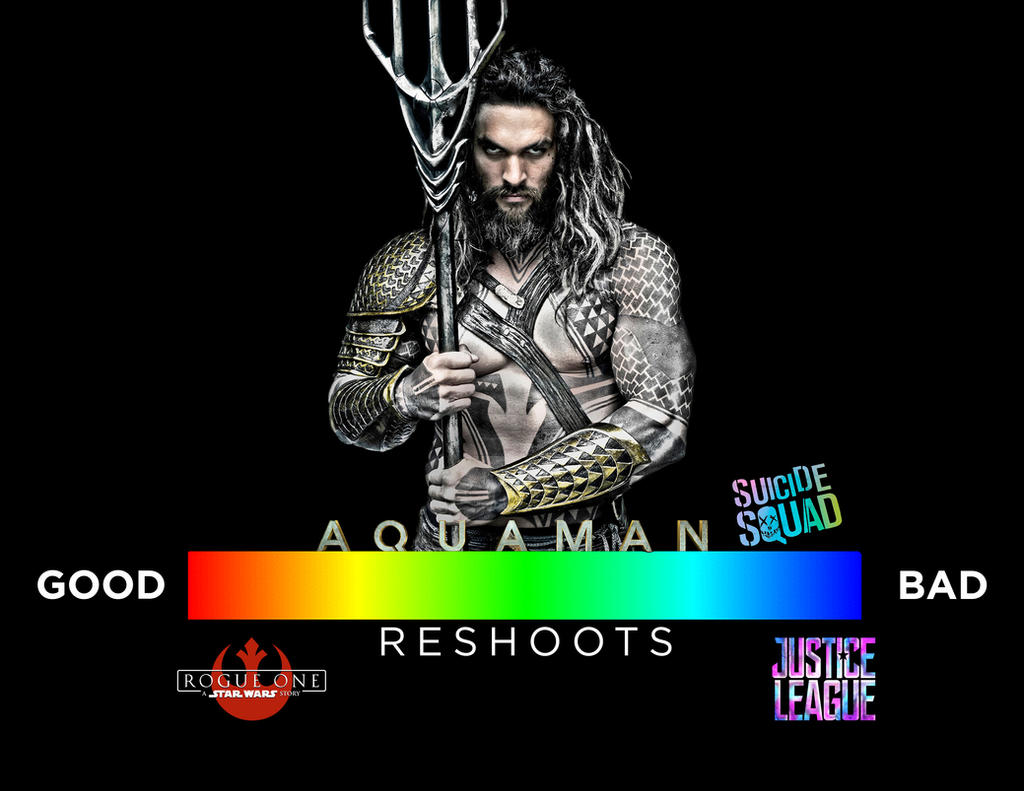 Aquaman is going through re-shoots by JMK-Prime