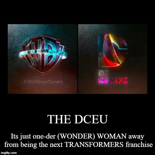 THE DCEU in a nutshell by JMK-Prime