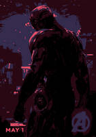 August Avengers #11.93 - Age of Ultron (2015) by JMK-Prime