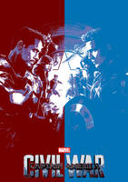 August Avengers #13.1 - Civil War (2016) by JMK-Prime