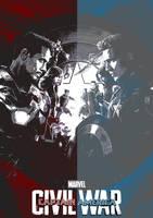August Avengers #13.2 - Civil War (2016) by JMK-Prime