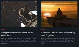 Infinity War vs Last Jedi by JMK-Prime