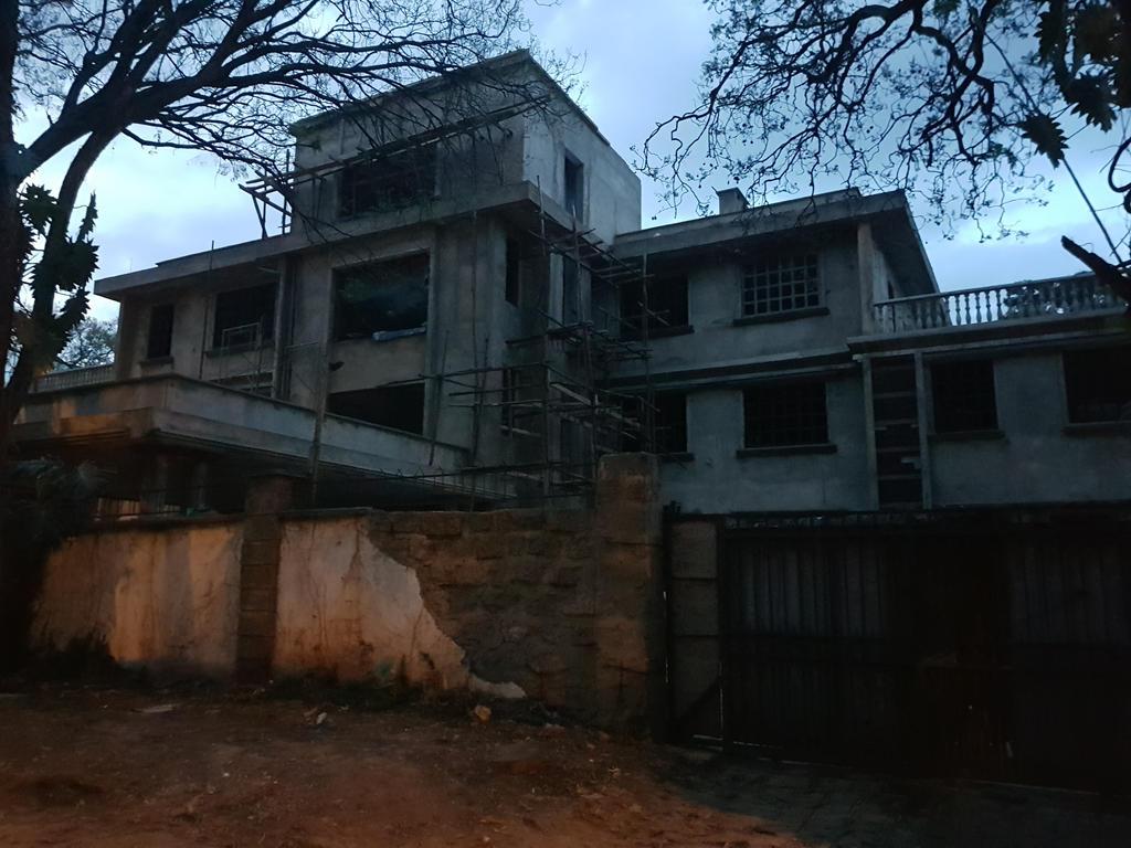 Spooky House 08 by JMK-Prime