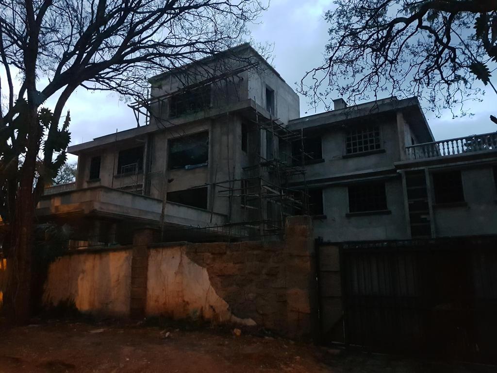 Spooky House 09 by JMK-Prime