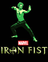 December Defenders #4.0 - Iron Fist (2017) by JMK-Prime