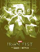 December Defenders #4.2 - Iron Fist (2017) by JMK-Prime