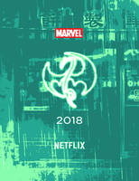 December Defenders #4.7 - Iron Fist (2017) by JMK-Prime