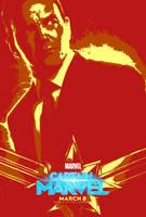 Marvel March #21.92 - Captain Marvel (2019) by JMK-Prime