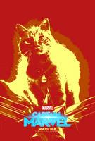 Marvel March #21.95 - Captain Marvel (2019) by JMK-Prime