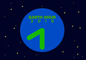 Earth Hour 2019 by JMK-Prime