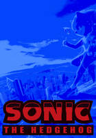 Sonic the Hedgehog poster by JMK-Prime