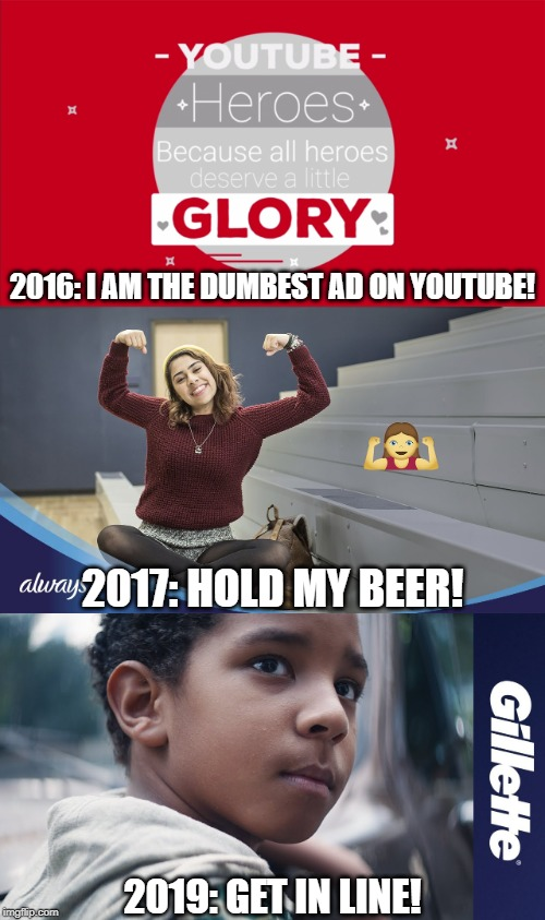Which youtube advert do you hate the most? by JMK-Prime on DeviantArt