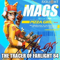 Mags the Pizza Girl