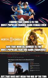Fighting game meme