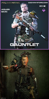 Cable in Call of Duty
