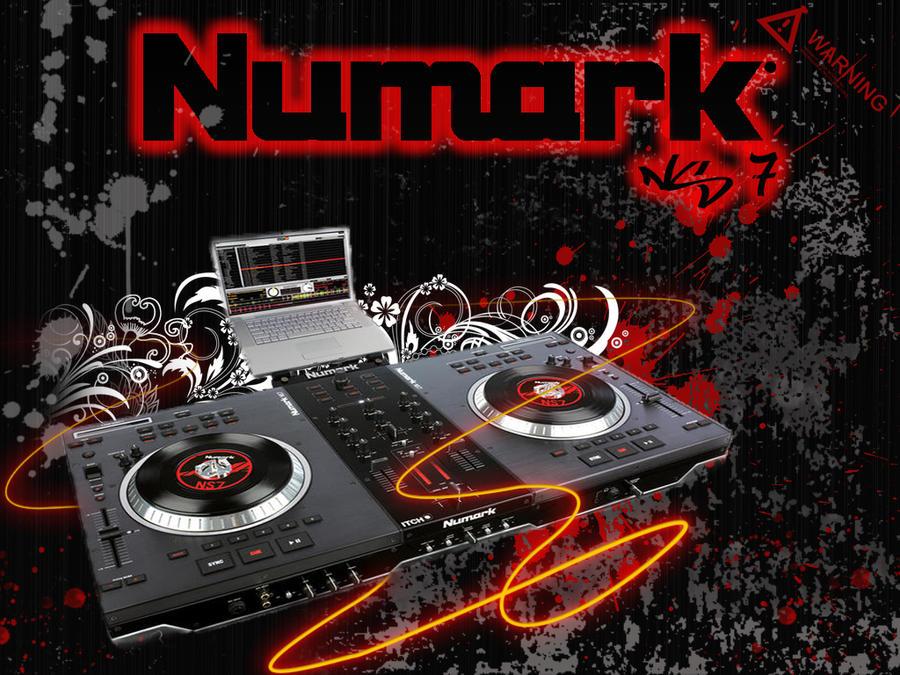 Numark Ns7ii Wallpaper Numark Ns7 Eromond dj Spin