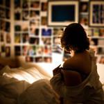 201 - Backlit Bed