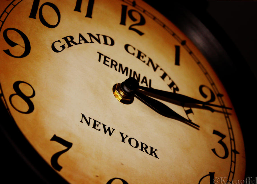 Clock by Karnoffel