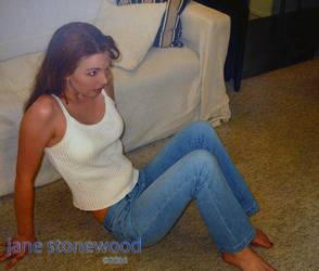 Jane Stonewood - Homework 07 by Dreamerforever2004