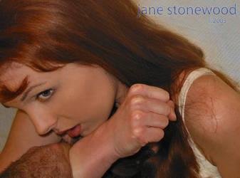 Jane Stonewood - Homework 08 by Dreamerforever2004
