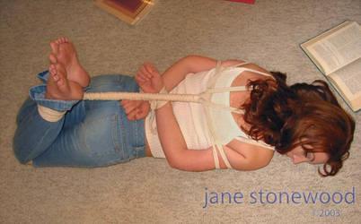 Jane Stonewood - Homework 14 by Dreamerforever2004
