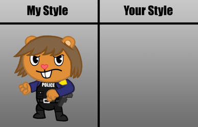 My Style Your Style Inspector Yoyo by Cholnatree