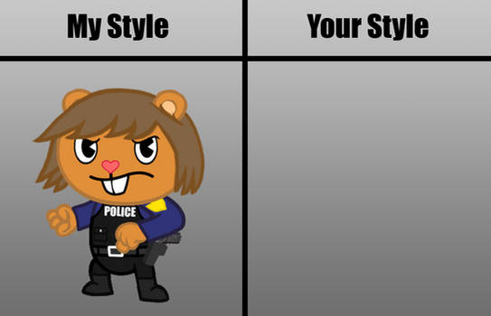 My Style Your Style Inspector Yoyo