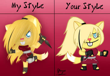 My Style Your Style Liza by Cholnatree