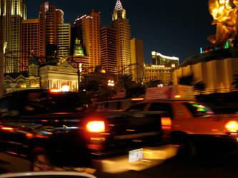 New York New York in Vegas by ThatDamKat