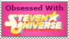 Obsessed With Steven Universe F2U by DualJewels
