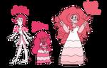 Pink Sapphire's Court