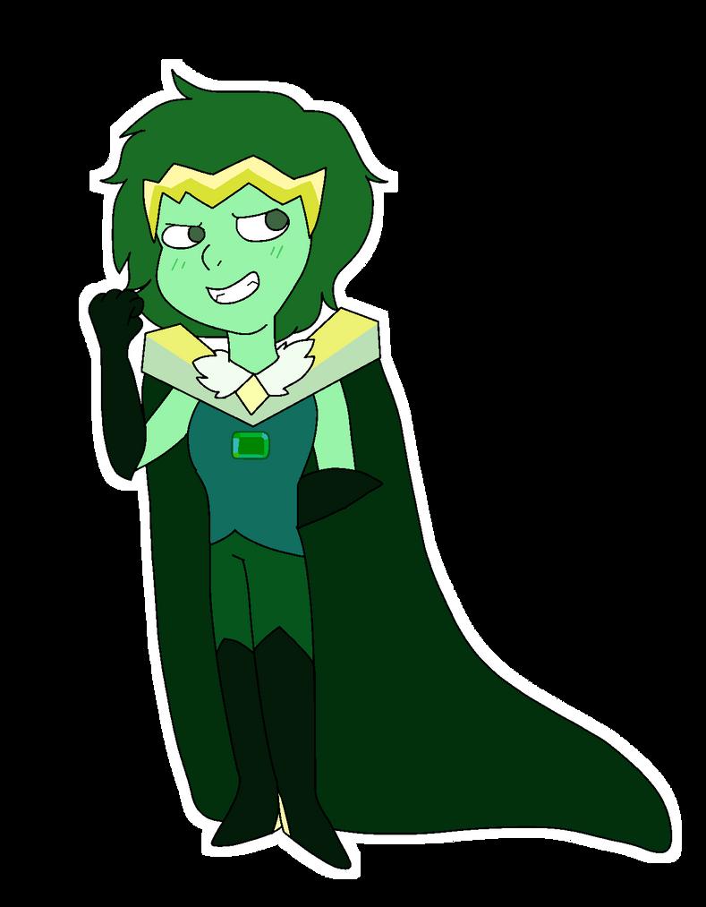 Emerald - Art Trade by DualJewels