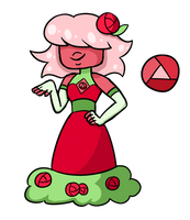[Adopt] Red Rose Sapphire OPEN (Now With PayPal) by DualJewels