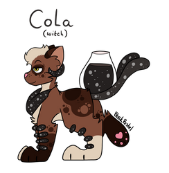 (Adopt) Goth Witch PENDING by DualJewels