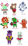 (Adopts) Animal Crossing Adopts OPEN