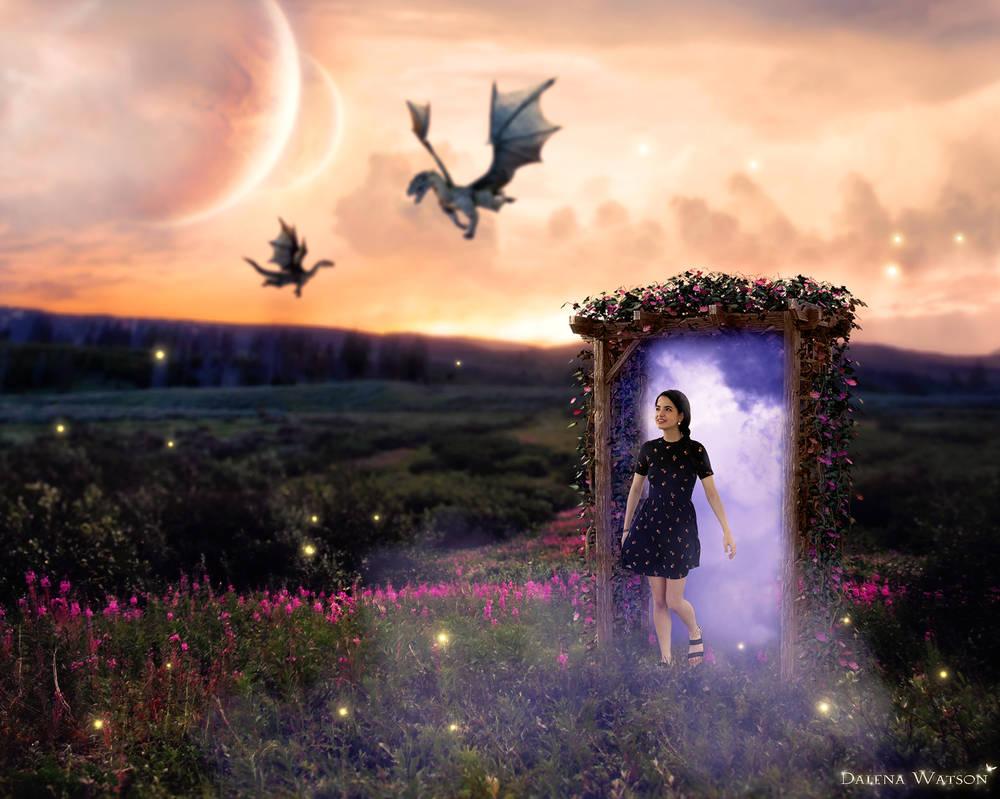 Escape to Dragon World