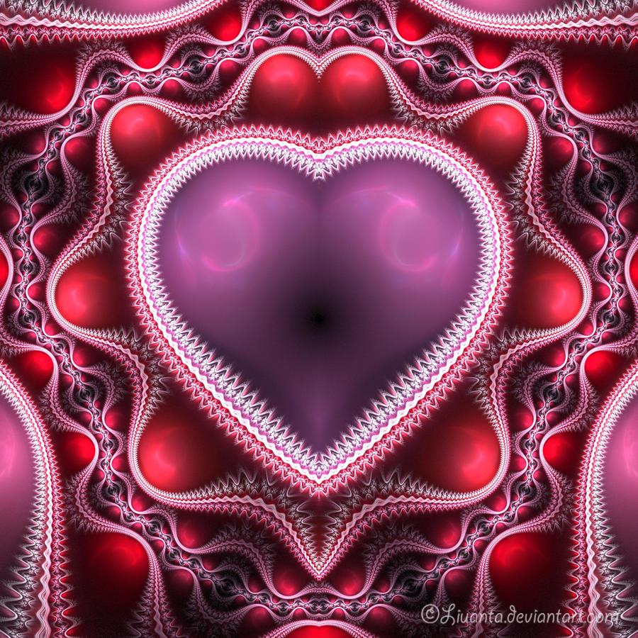 Happy Valentine's Day by Liuanta