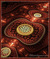 Crackle glaze by Liuanta