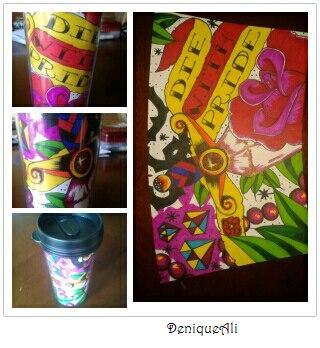 Customized Coffee Mug by DeniqueAli