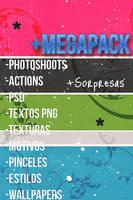 +MEGAPACK RECURSOS by iBieberSmile