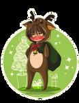 [Xmas 2013] #2 - Awkward Reindeer
