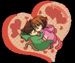 [St.Valentine '14] Sleeping Nekos