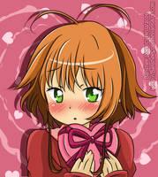 [St. Valentine '14] T-Take my Heart! by Tsubaki-Kanon
