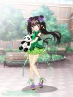 [Card Captor Sakura] It's Panda Time! by Tsubaki-Kanon
