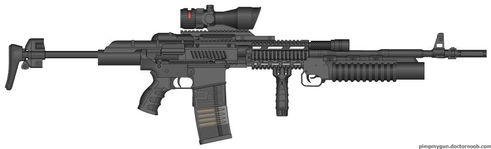 m5 machine gun - photo #10