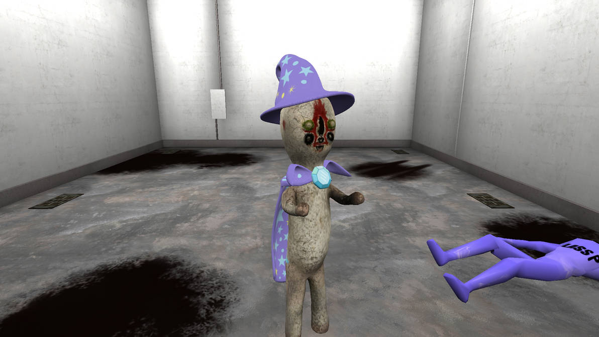 SCP-Containment Breach: Magic mod by Superman999 on DeviantArt